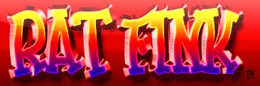 rat fink logo